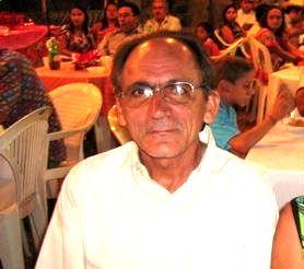 Ex-vereador João Sabino